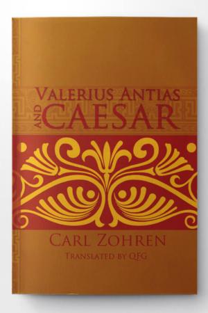 Valerius Antias and Caesar