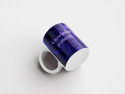 Mug - Knowledge Protects