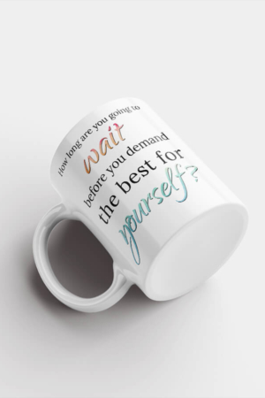 Mug – How Long Are You Going To...