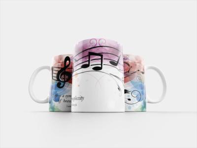 Mug - Life is a Symphony