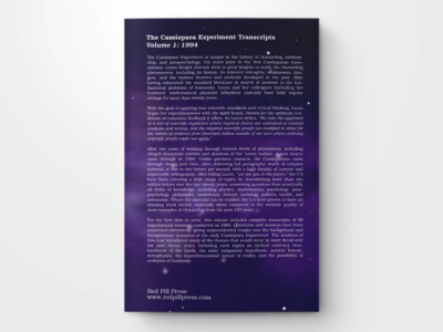 The Cassiopaea Experiment Transcripts - Volume 1 - 1994