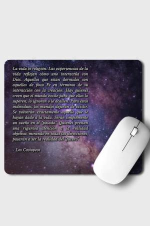 Mousepad - La vida es religión