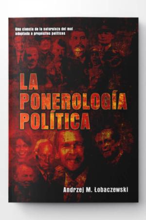 La ponerología política tapa